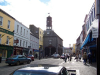 Kilkenny City Hall and Shops