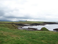 Coastline at Mullagmore