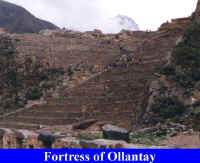 Fortress of Ollantay